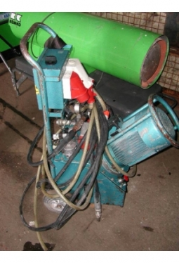 Hydraulikaggregat 7,5 kW