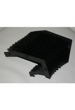 Faltenbalg für Deckel FP2A FP2NC X-Achse