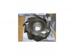 HSS Fräser 125 x 46 Bohrung 40 mm, gebraucht, scharf