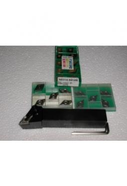 Klemmdrehhalter MDJNR2525M15 inkl. 20 Wendeplatten_1