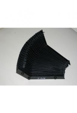 Faltenbalg für Deckel FP3 X-Achse