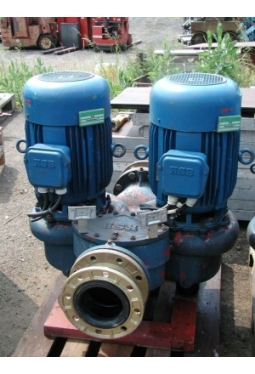 KSB Wasserpumpe 39 kW gebraucht