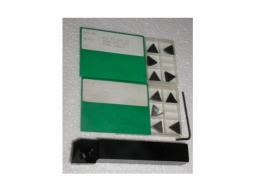 Klemmdrehhalter CTGPR2020K16 inkl. 10 Widia Wendeplatten_1