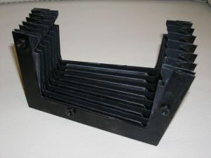 Faltenbalg für Deckel FP1 Y-Achse