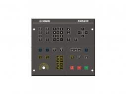 Tastatur Bedienfeld für Maho Philips CNC 432-9