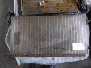 Magnetplatte  500 x 250 x 90 mm unbenutzt