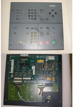 Tastatur Bedienfeld für Maho Philips CNC 432-9, gebraucht