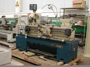 CY1640GS Drehmaschine 205 x 1000 NEU! stufenlose Drehzahlregelung
