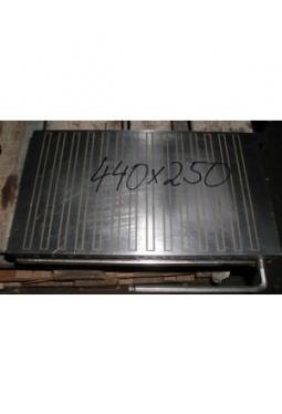 Magnetplatte  440 x 250 mm   gebraucht