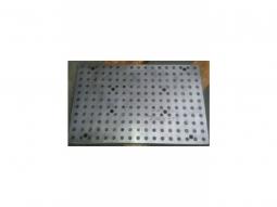 Deckel Aufspannplatte 700 x 450 x 50 mm