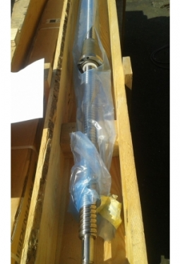 Kugelumlaufspindel 40 x 20 Gewindel. 2040 mm  NEU!