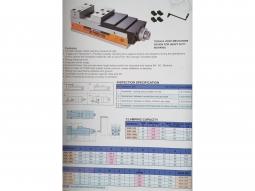 Schraubstock Hochdruckspanner VQC160 NEU!