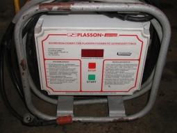 PLASSON Schweißautomat für Plasson-Fusamatic Schweißfittings