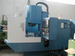 Chiron FZ 12 W Bearbeitungszentrum Fräsmaschine