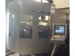 DECKEL DMU 80T Bearbeitungszentrum  mit B-Achse