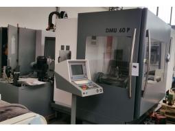 DECKEL DMU 60P 5-Achsen simultan