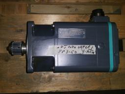 Siemens 1FT3070-0AF61-9-Z Servomotor aus Deckel FP3-50 Y-Achse