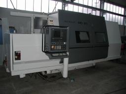 MAX Müller MD20 Drehmaschine Bj.2001  Siemens 840D