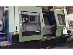 Drehmaschine Mondiale M700 CNC Zyklensteuerung Fanuc