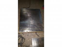 Magnetplatte  600 x 500 x 90 mm 360V TOP Zustand