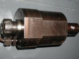 Angetriebenes Werkzeug VDI 40 (gebraucht)