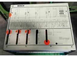 BOSCH TR20II - 3A - 230 Rack kompkett mit Karten