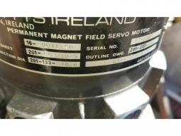 Gettys 16-0071-40 Servo Motor