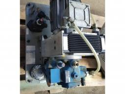 Deckel DMC 100V Hydraulikaggregat Rexroth AKAG i1876F-0-3