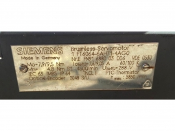 Siemens 1FT6064-6AH71-4AG0