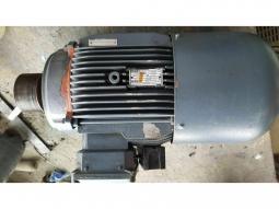 AEG AMBX 112 MZ4/2 Q4 Motor 2/4 kW 1730/3410 U/min