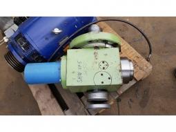Fräskopf für SHW CNC-Fräsmaschine UF5 SK50