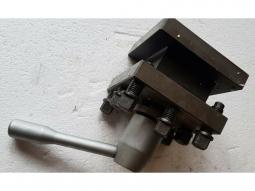 4-fach Stahlhalter für Drehmaschine 125x125mm für Meißel max.40 mm