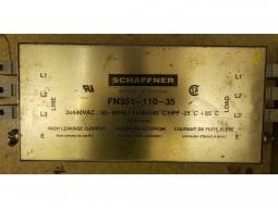 Schaffner Netzfilter FN351-110-35