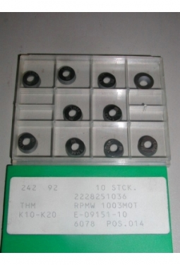 Widax Wendeplatten RPMW 1003MOT