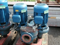 KSB Wasserpumpe 22 kW gebraucht