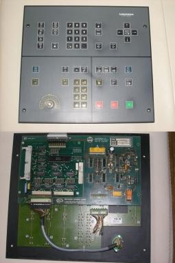 Tastatur für Maho Fräsmaschine CNC 432//9  Bedienpult Philips Steuerung  NEU