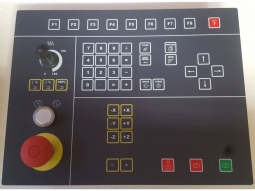 Tastatur Bedienfeld für Maho Philips CNC 532 NEU!