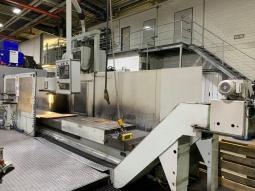 Produktions-CNC-Bettfräsmaschine Kekeisen PBF 3500/7